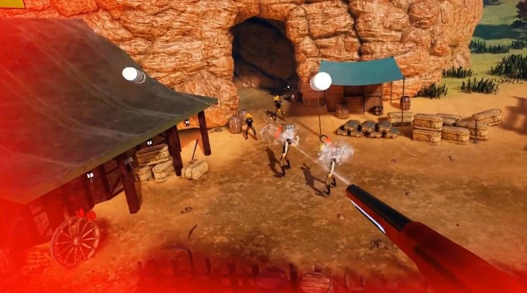 Guns'n'Stories oculus quest test avis prix