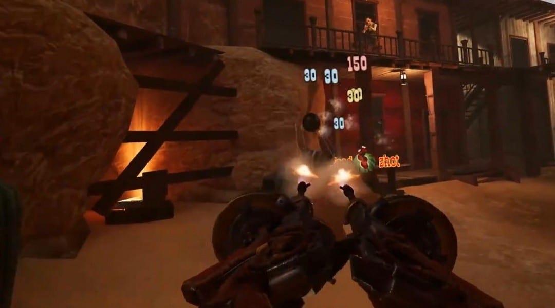 Guns'n'Stories Bulletproof VR oculus quest test avis prix armes