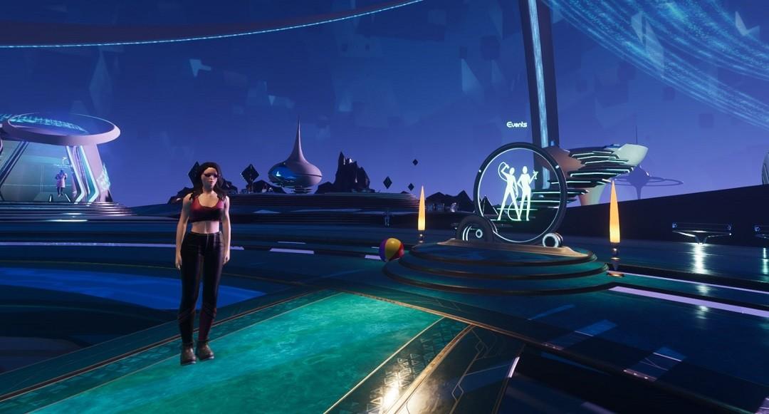 lancement Sansar Oculus rift oculus quest 3