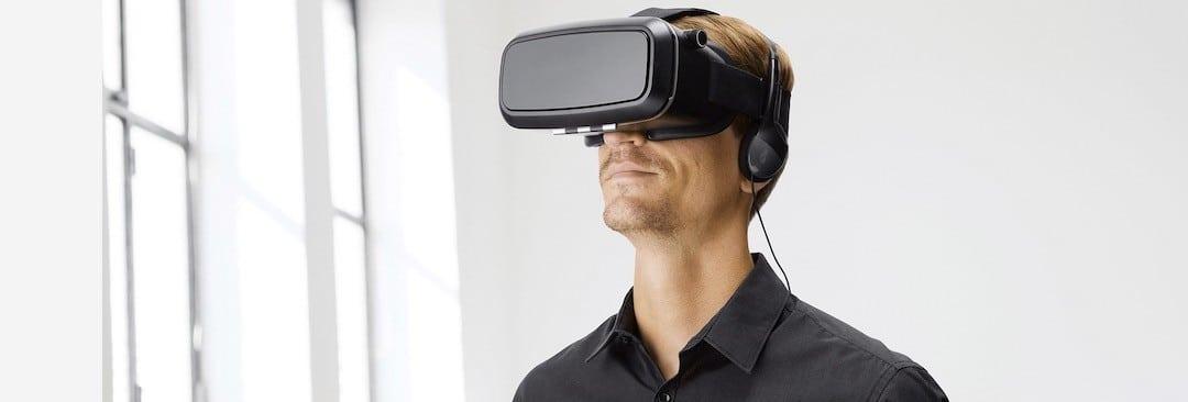 Ricoh SC2 Theta video 360 casque VR