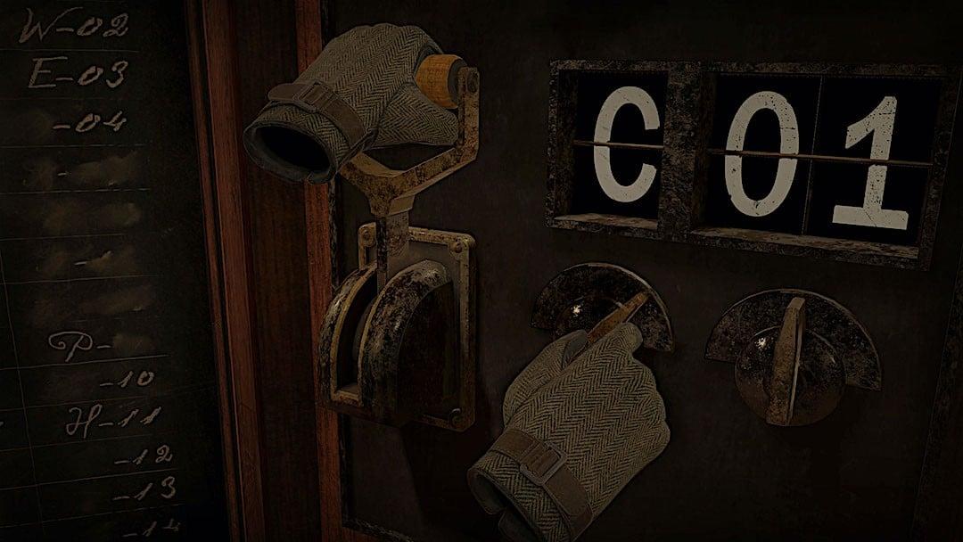 The Room VR A Dark Matter meilleur jeu énigme en réalité virtuelle