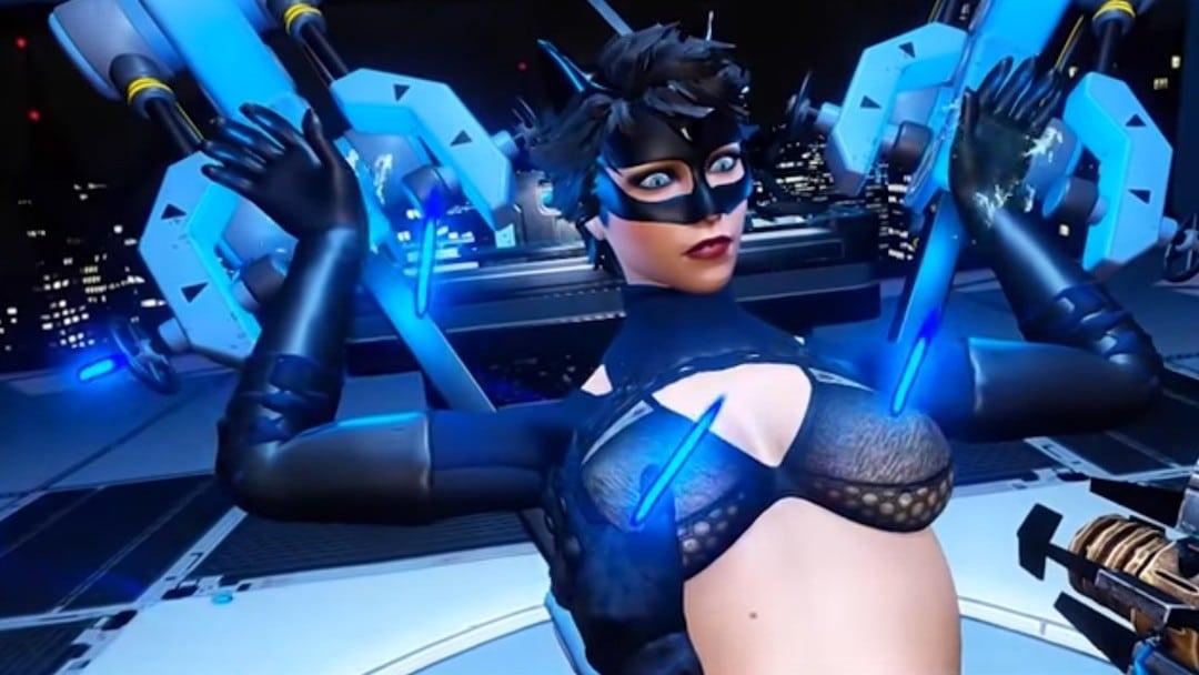 The Villain Simulator jeu SM VR réalité virtuelle