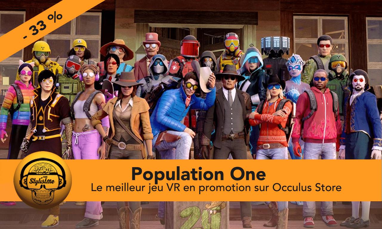 Population One promo