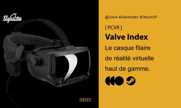Valve Index avis prix test date casque réalité virtuelle PCVR