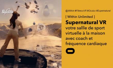 Supernatural VR avis prix date test le sport en réalité virtuelle