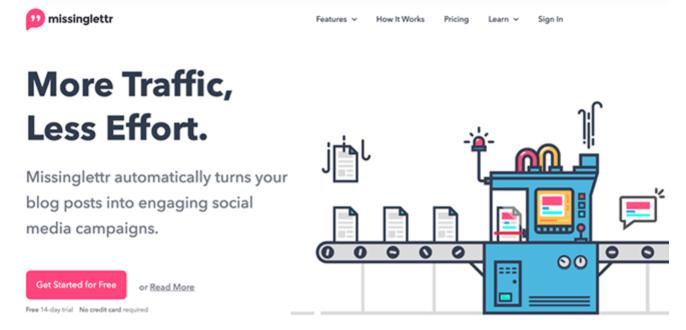 Missinglettr 8 outils pour automatiser vos publications sur les réseaux sociaux