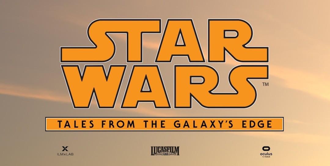 Star Wars Tales from the Galaxy's Edge en réalité virtuelle