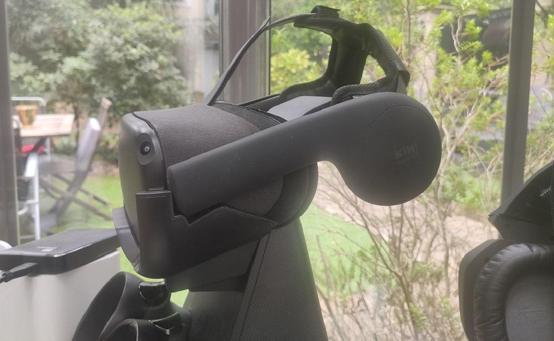Cache oreilles Kiwi design test 1 rangement