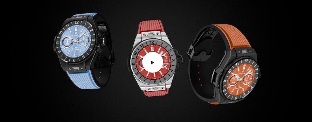 Hublot Big Bang E bracelet personnalisation