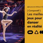 Danser en réalité virtuelle les meilleurs jeux de rythme musicaux
