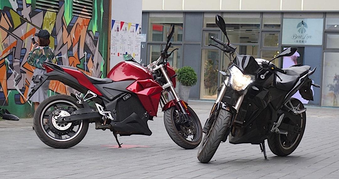 Evoke Urban S Urban C meilleures motos électriques