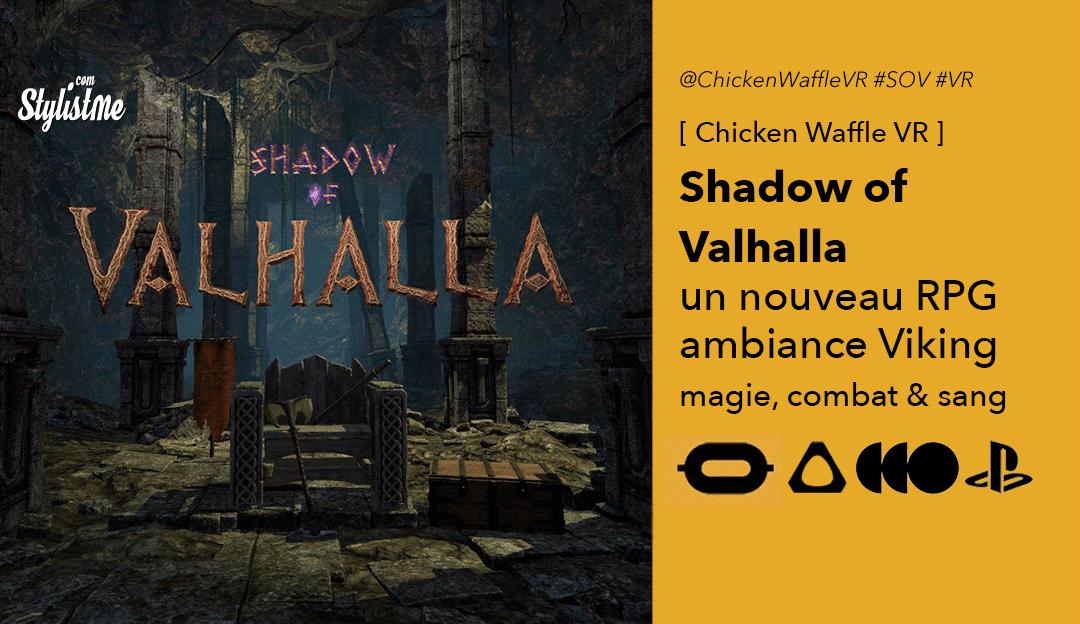 Shadow of Valhalla test avis prix RPG VR