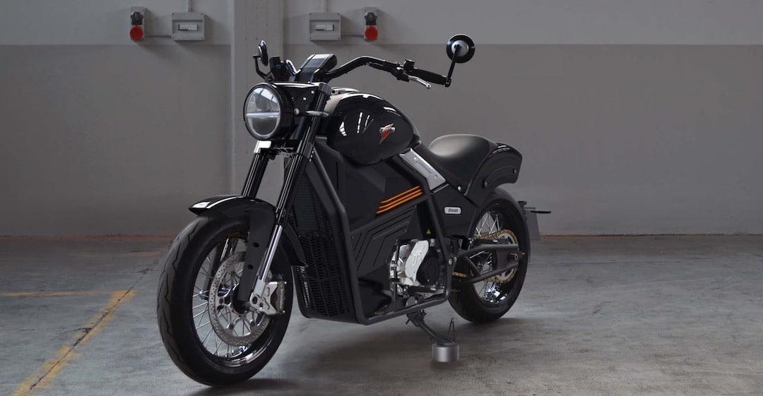 Tacita T cruise avis test moto électrique italienne