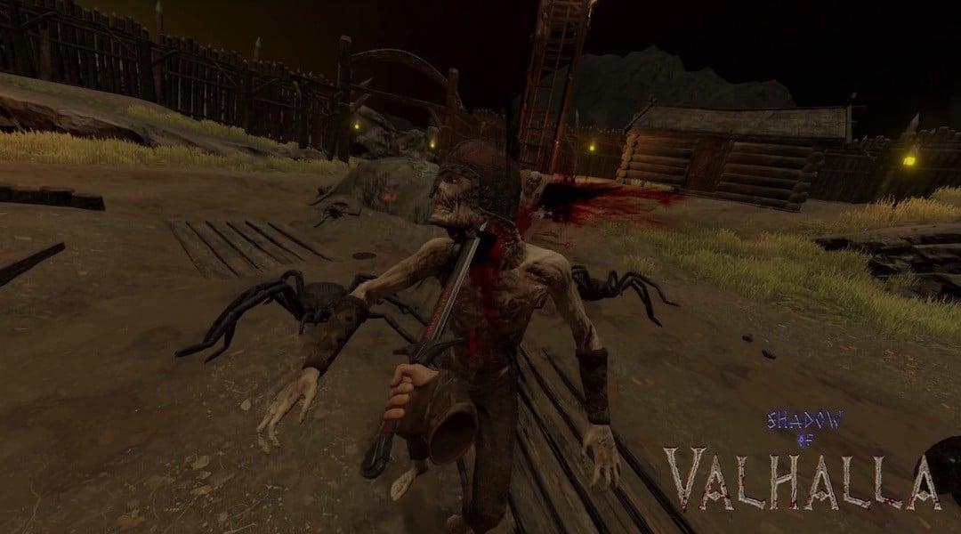 Shadow of Valhalla gameplay