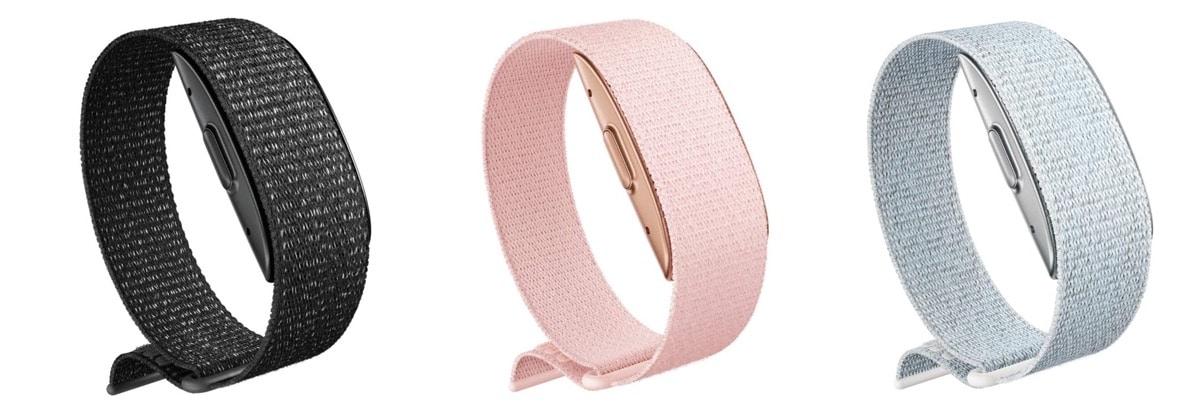 Amazon Halo Band color smart bracelet
