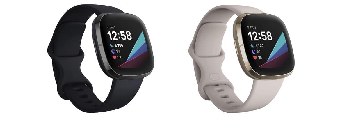 Fitbit Sense prix versions