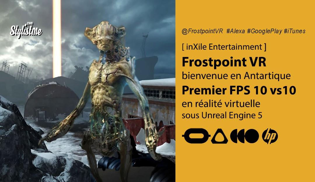 Frospoint VR avis prix test date actus