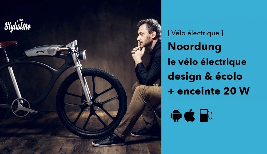 Noordung avis test prix vélo électrique