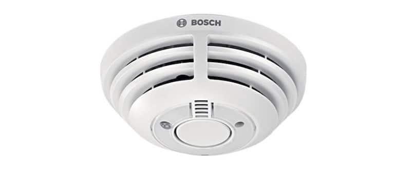 comparatif détecteur de fumée Bosch