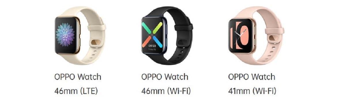 Oppo Watch ECG prix