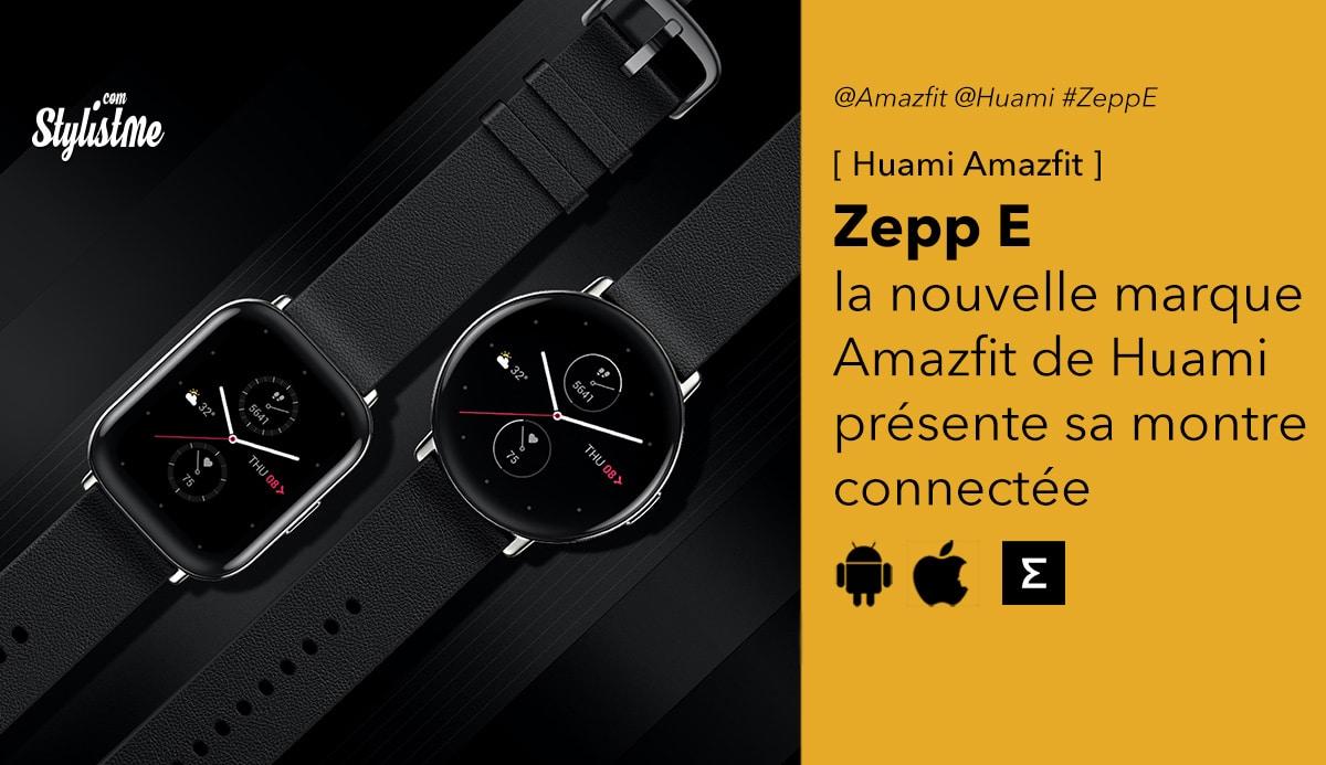 Zepp E avis test prix