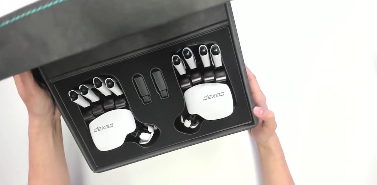 Dexmo gants prix