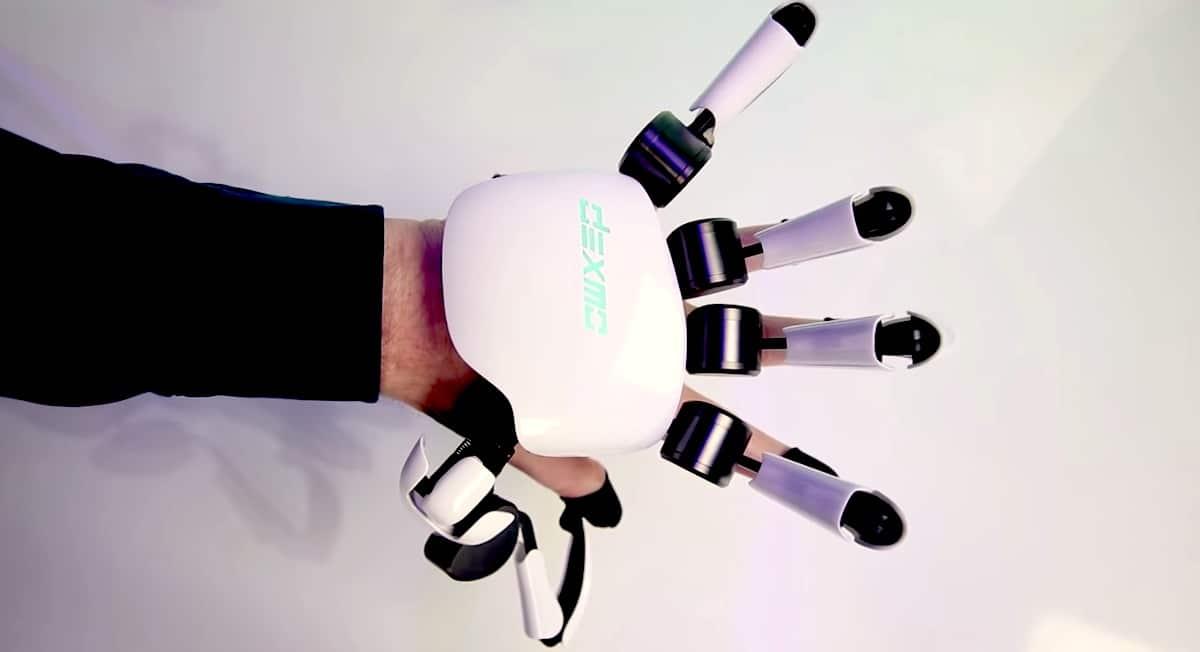 Dexta Robotics caractéristiques