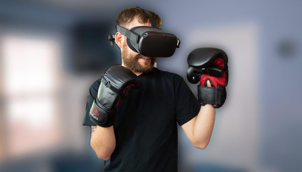 gants boxe VR Oculus HTC Valve