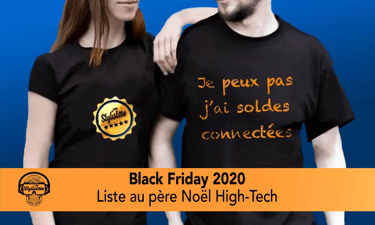 Black Friday High tech