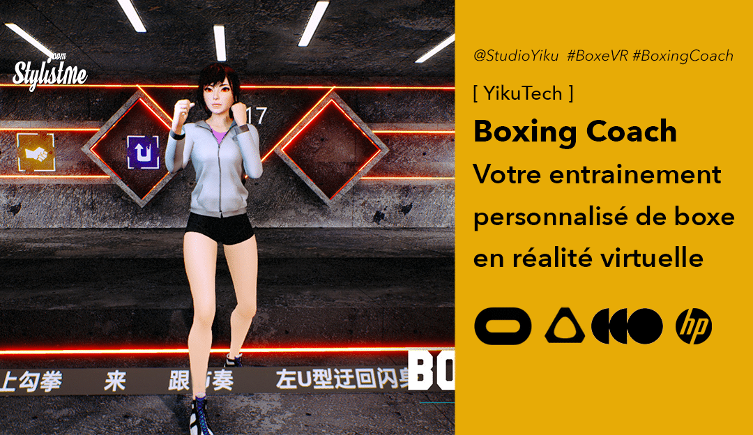 Boxing coach VR avis test