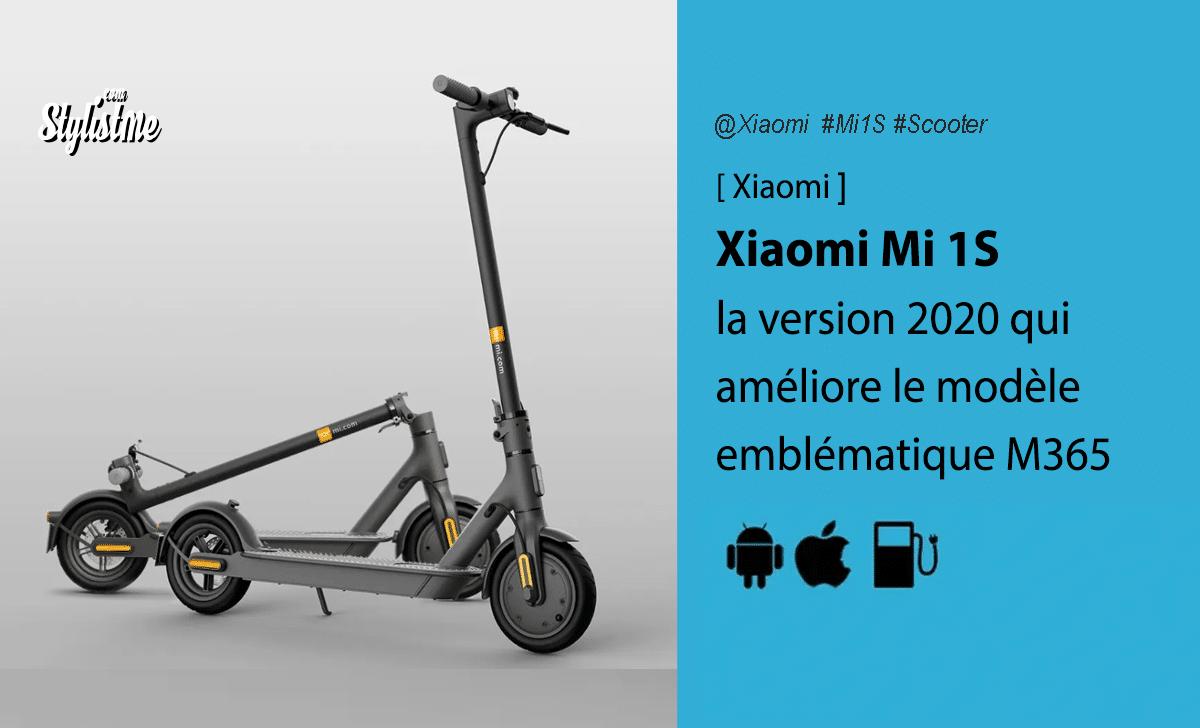Xiaomi Mi 1S avis test