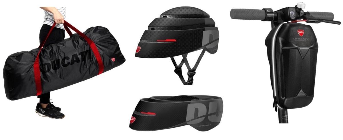 Accessoires Ducati trottinettes électriques