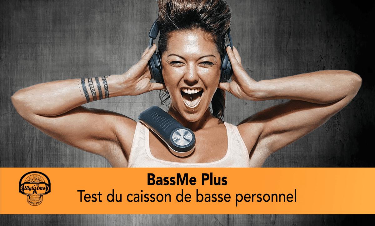 BassMe Plus test avis caisson basse