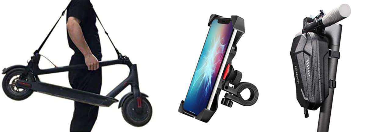 accessoires Xiaomi Mi scooter essantial trottinette électrique