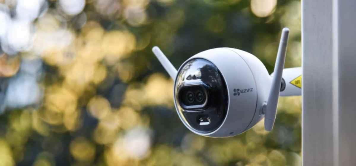 Ezvis CX3 meilleure caméra connectée 2021