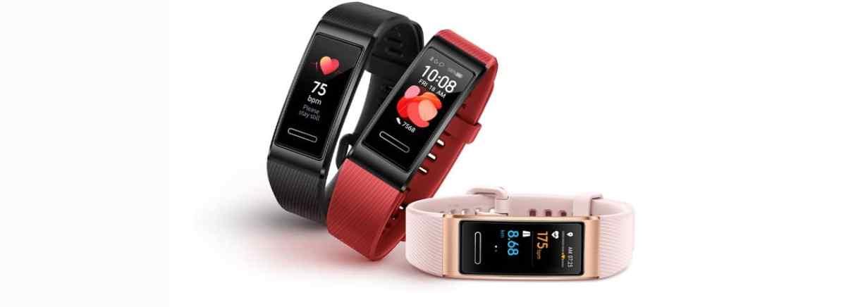 Huawei Band 4 Pro bracelet connecté