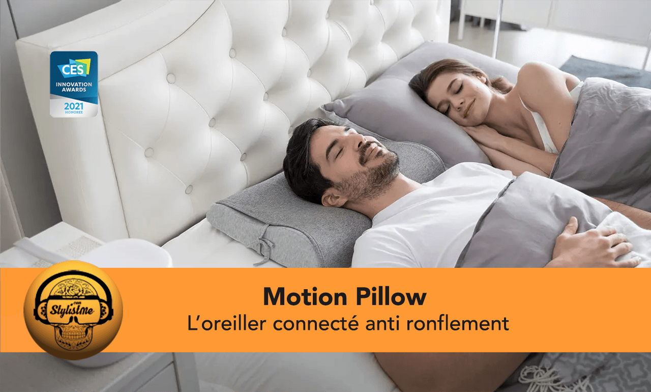Motion Pillow avis test