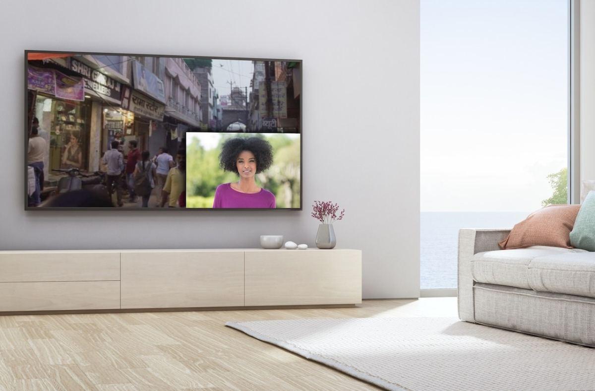 Philips WelcomeEye Link Google TV