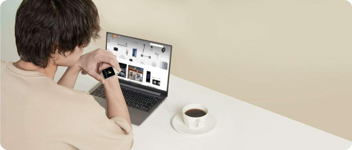 Xiaomi Mi Watch Lite fonctionnalités