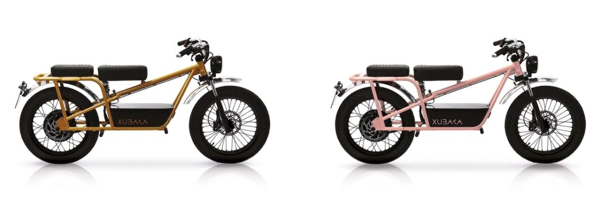 Xubaka prix moto électrique française