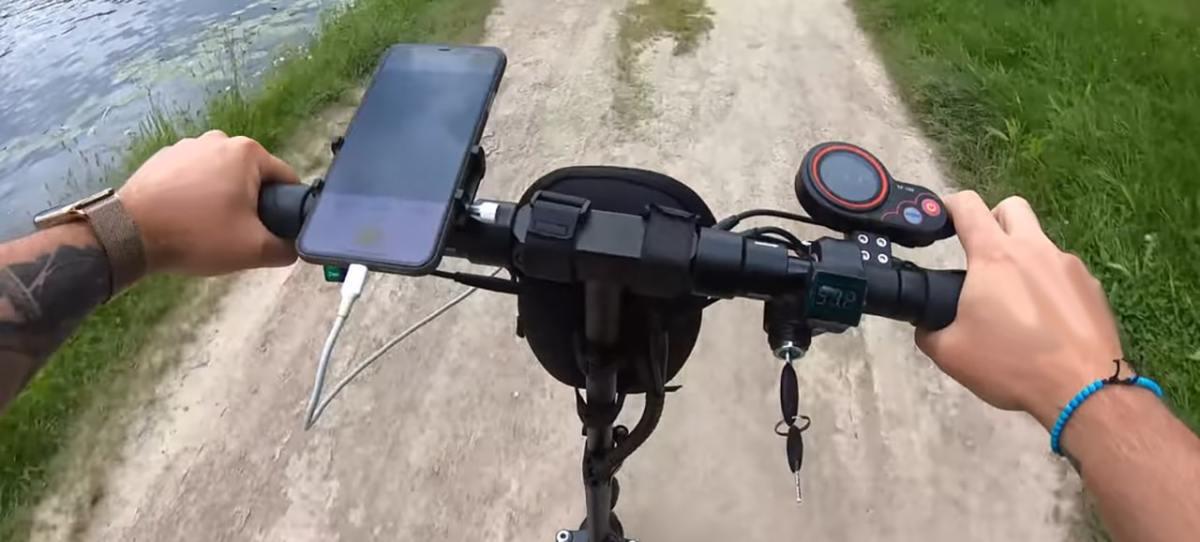 Kugoo M4 avis vitesse