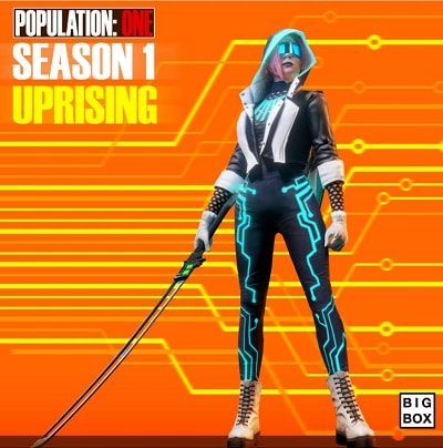 Skin Saison 1 Pop One Battle Pass