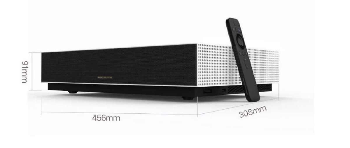 Fengmi C2 laser 4K ultra ocurte focale