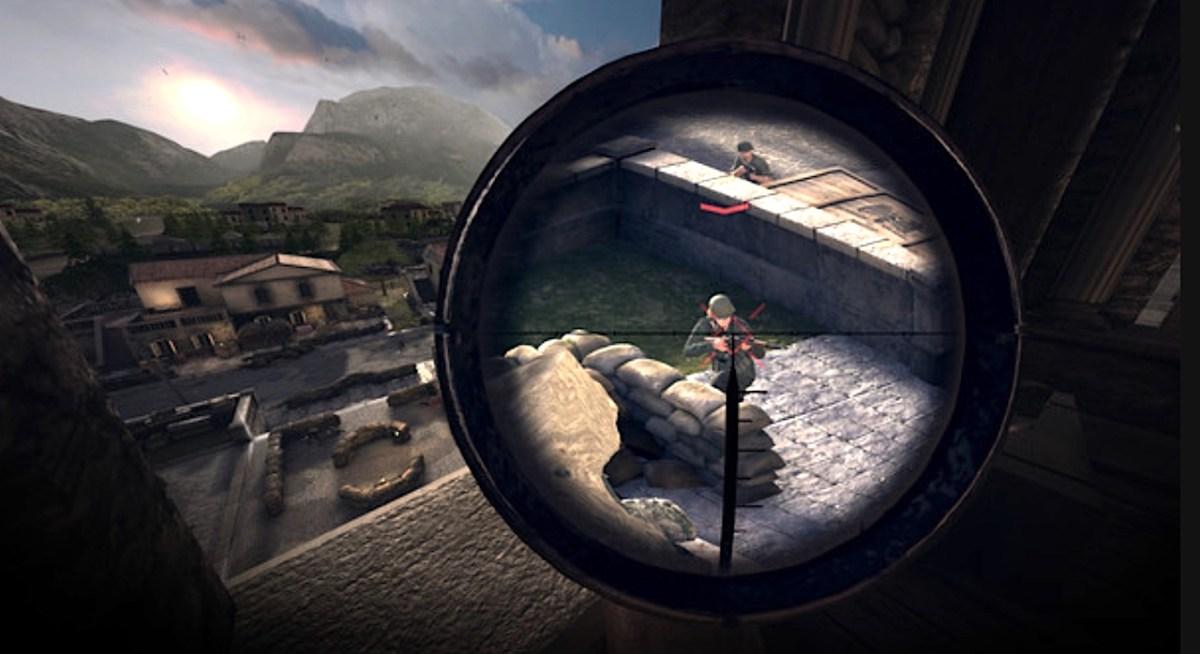 Sniper Elite VR avis