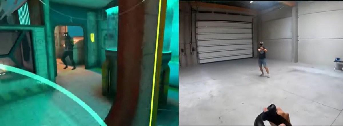 Space Pirtae Arena test
