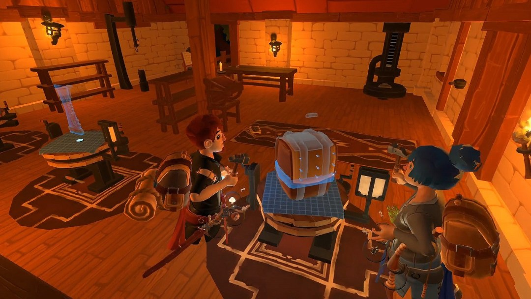 A Township Tale gameplay Quest
