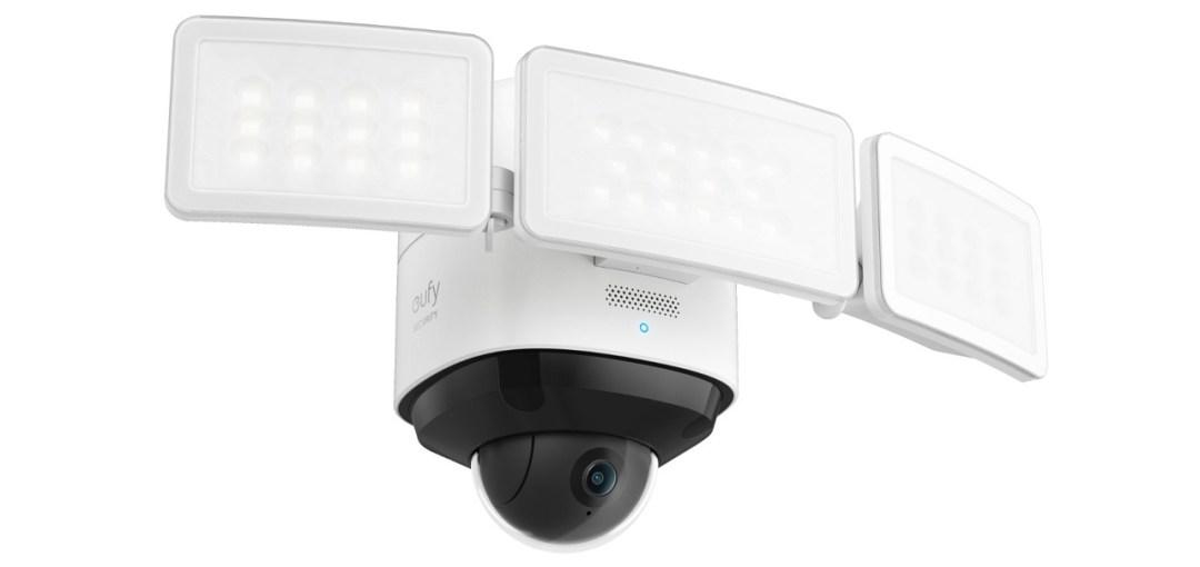 Eufy Floodlight Cam 2 Pro design