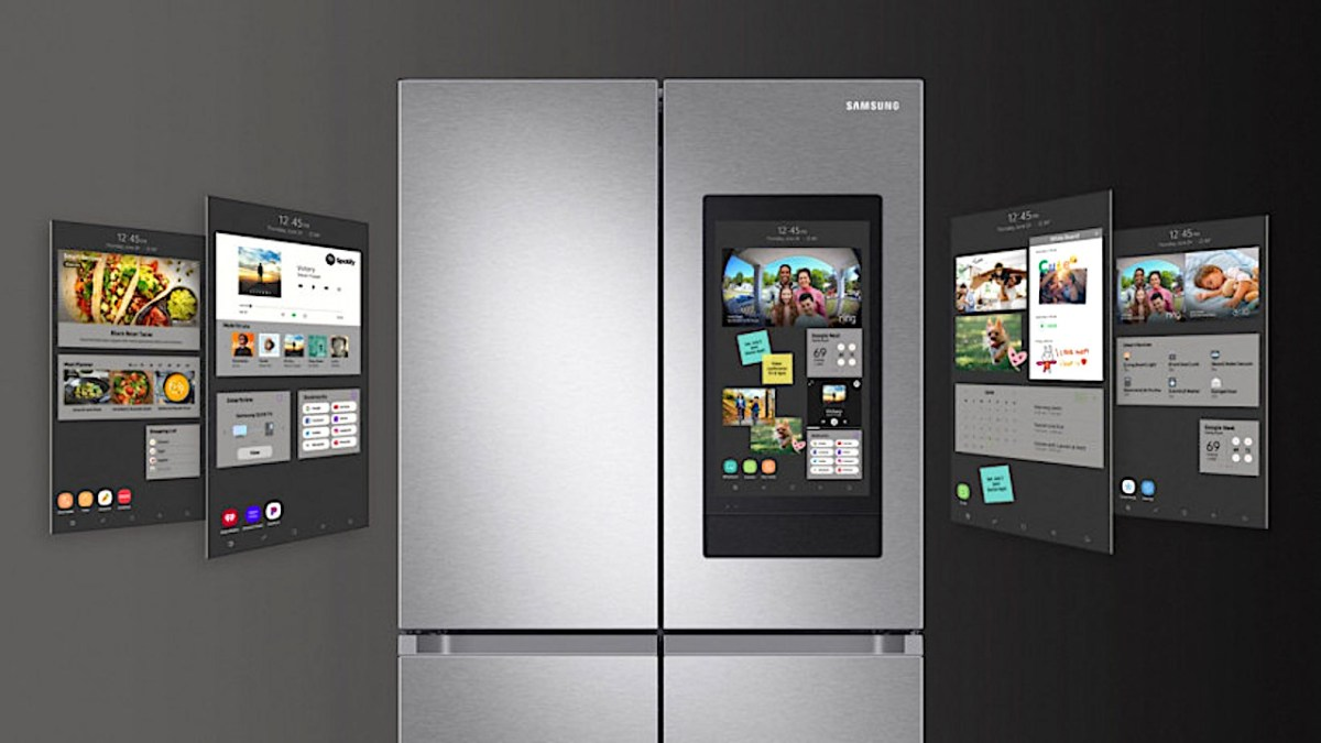 Samsung réfrigérateur Family Hub 6