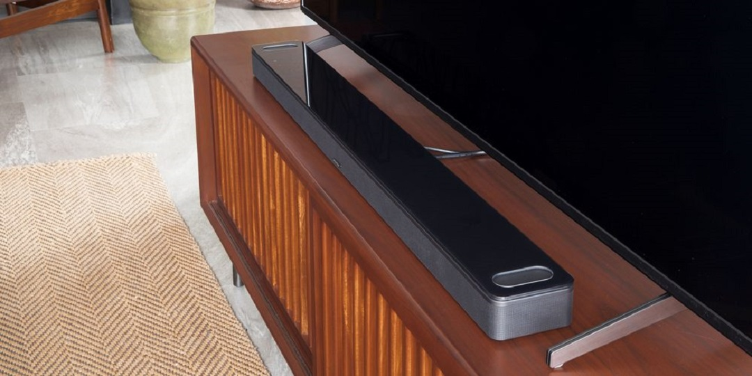 Bose smart soundbar 900 design
