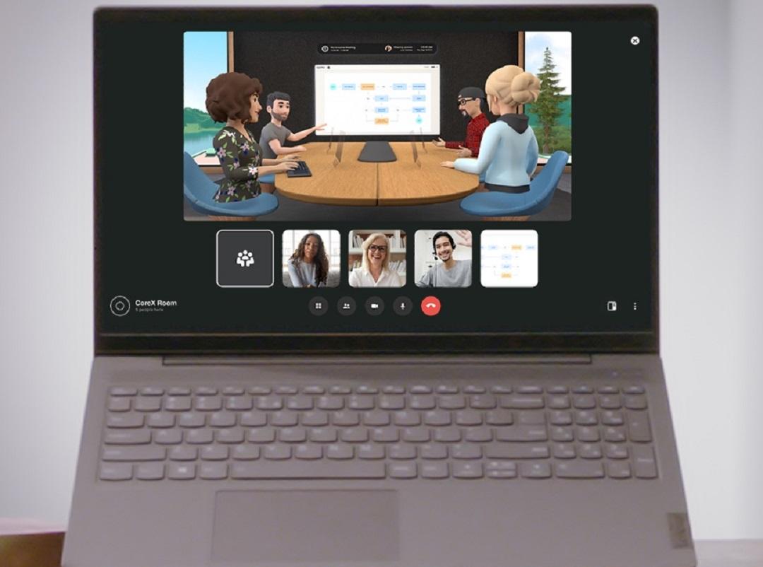 Workrooms PC ou MacBook